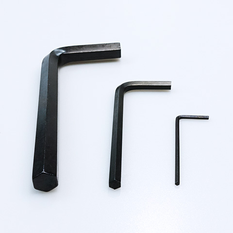 allen key of CR-V 6150 alloy steel